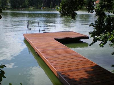 Bootsstegbau Und Ufergestaltung In Berlin Potsdam Und Brandenburg
